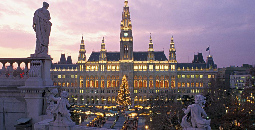 La romantica Vienna vi attende
