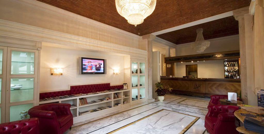 Il vostro elegante hotel 4*