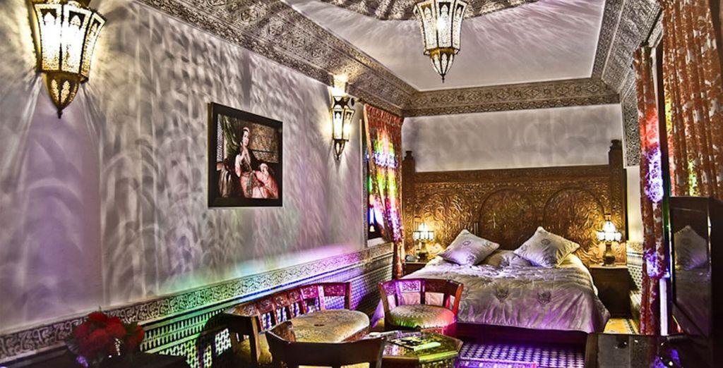 Soggiornate in eleganti Suite Ambassadeurs