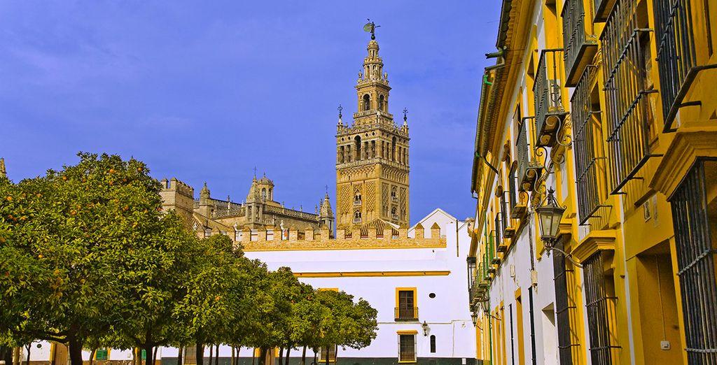 Partite alla scoperta di Siviglia