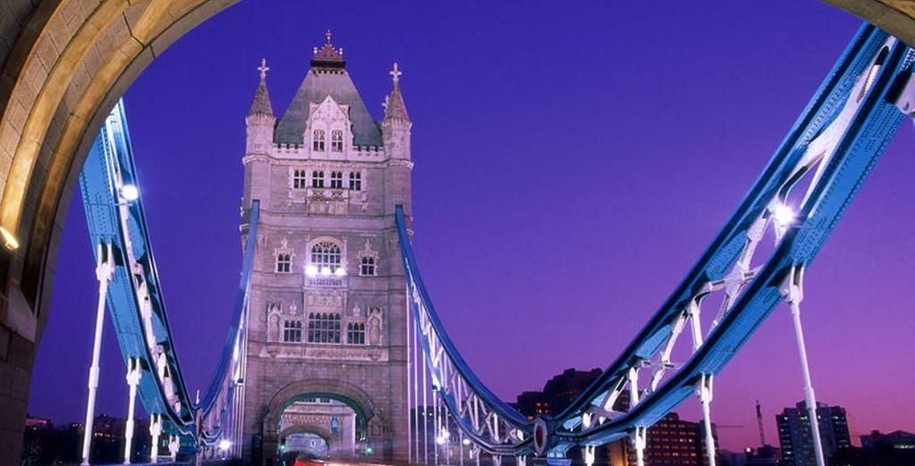 Scoprite il fascino di Londra