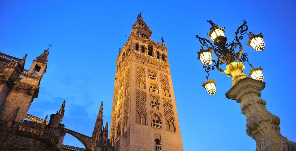 Benvenuti a Siviglia, perla dell'Andalusia