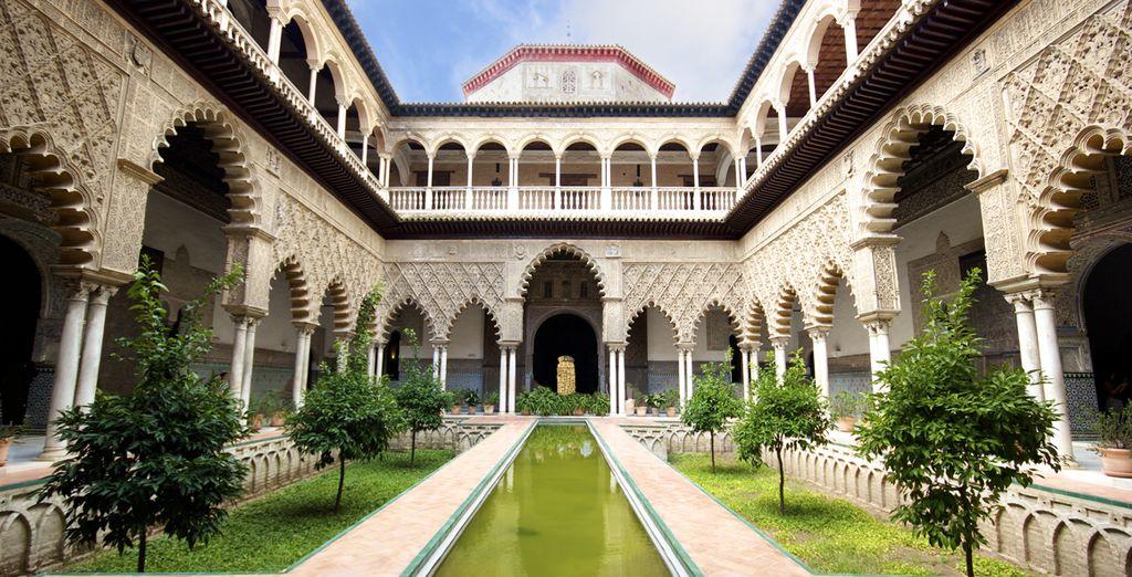 un pomeriggio alla scoperta dell'Alcázar