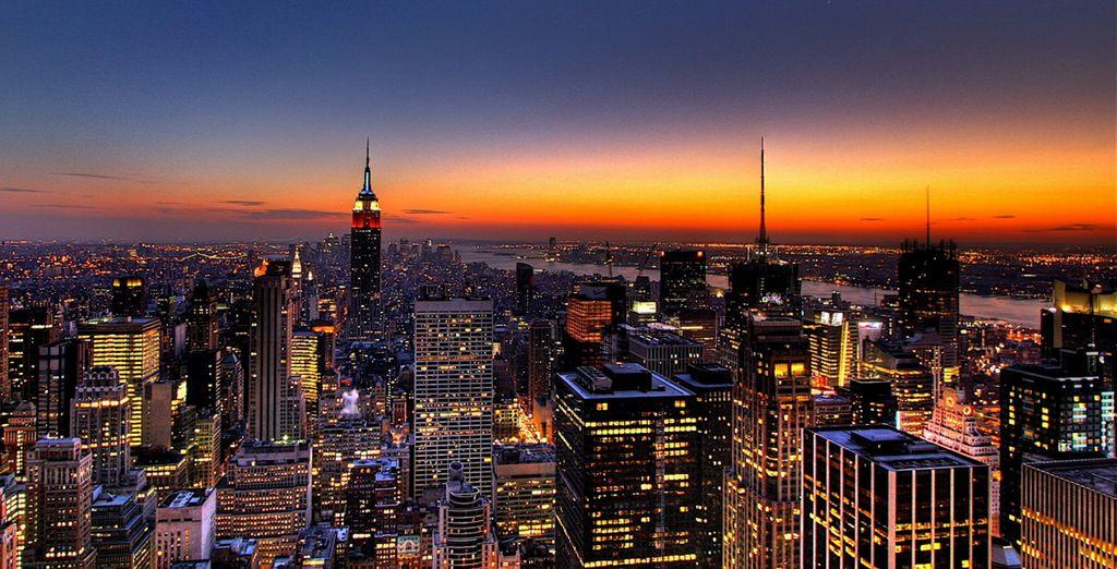 La prima tappa è New York