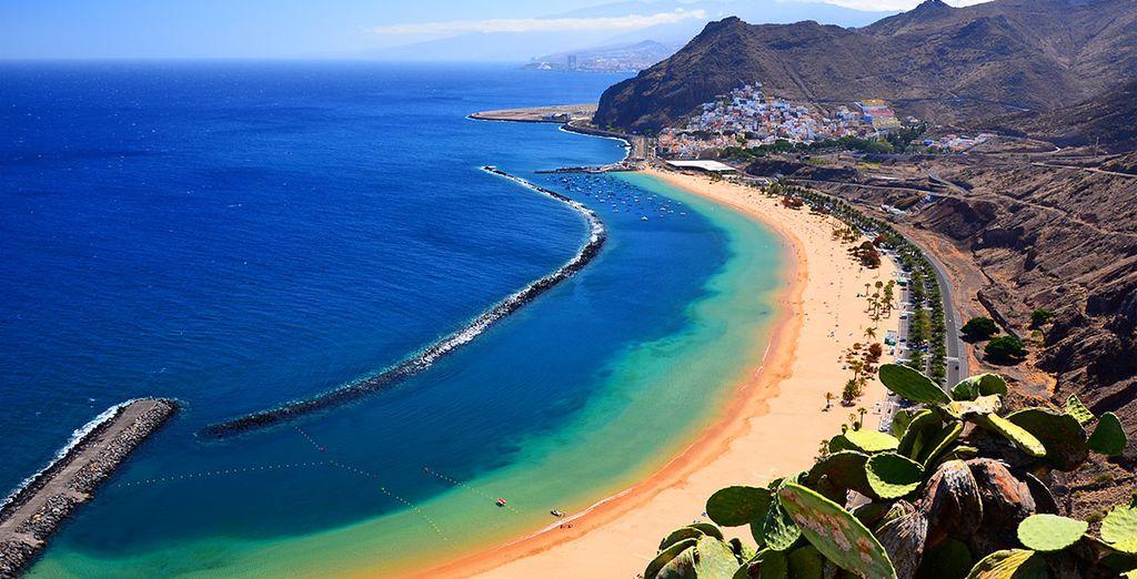 Benvenuti nella splendida isola di Tenerife