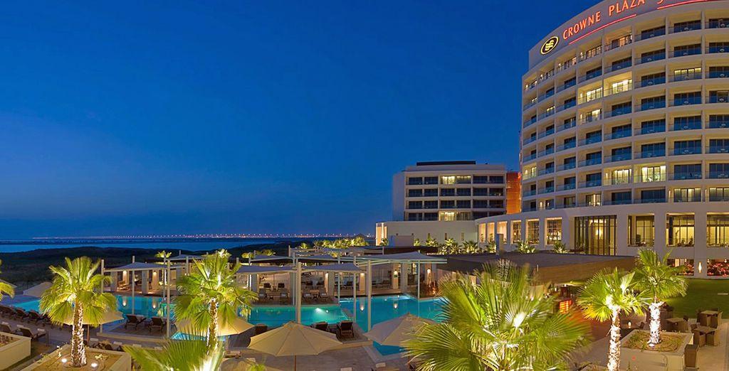 Vi attende una location esclusiva per il vostro soggiorno ad Abu Dhabi