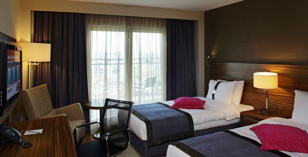 Holiday Inn Sisli 5*