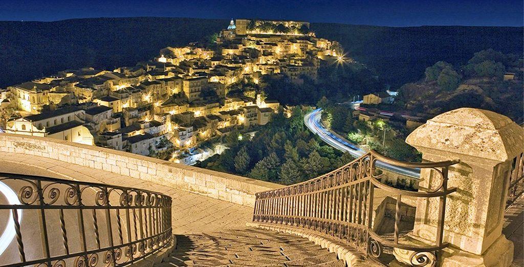 Nella cornice di una delle più affascinanti città siciliane.