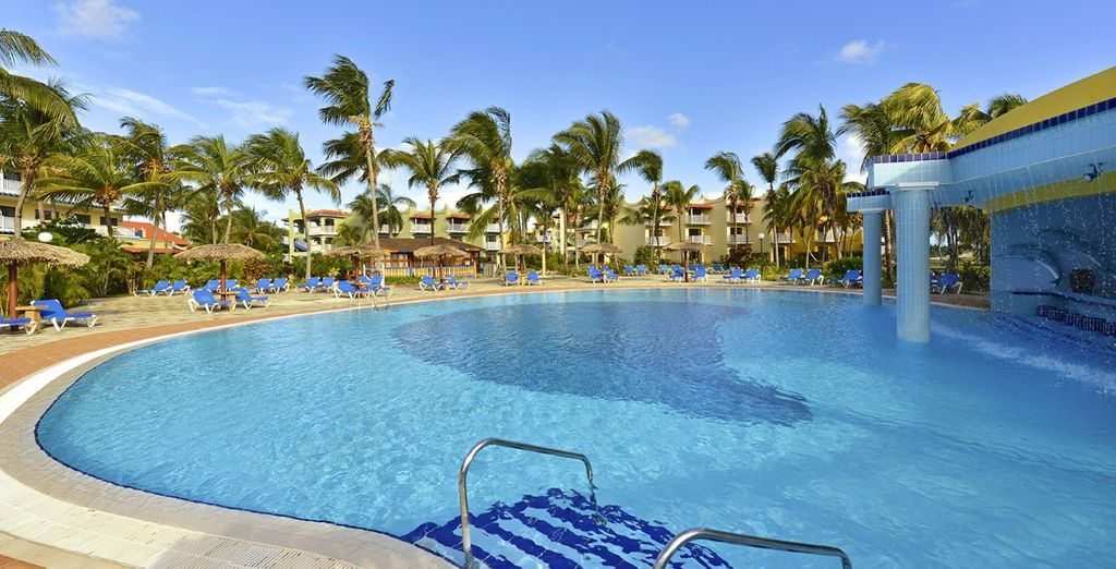 hotel di lusso a 4* nella parte settentrionale dell'isola di Cuba