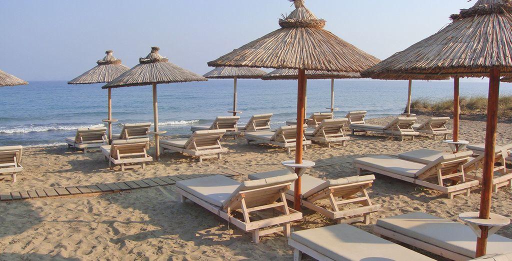 o regalatevi piacevoli momenti in spiaggia