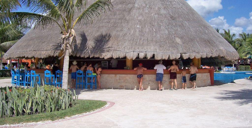 In Messico alloggerete al Barcelo Maya Beach Resort