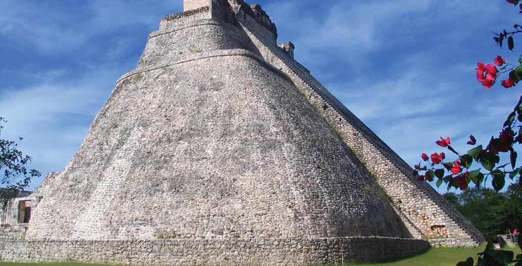 Scattate una foto alla Piramide dell'Indovino