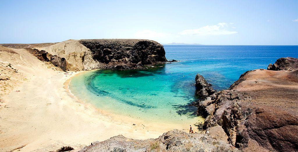 Lasciatevi conquistare dai panorami di Lanzarote