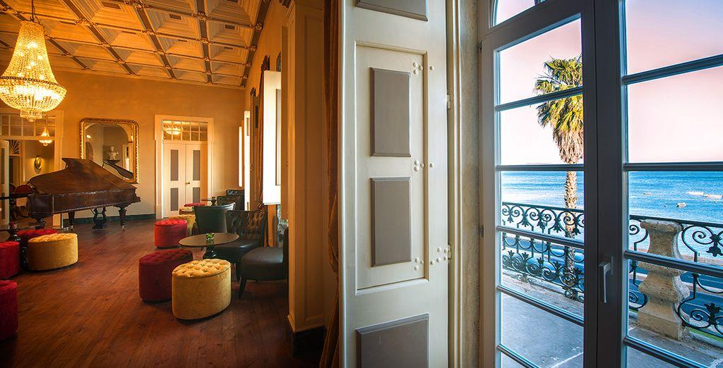 Partite per un soggiorno di charme sulla costa portoghese
