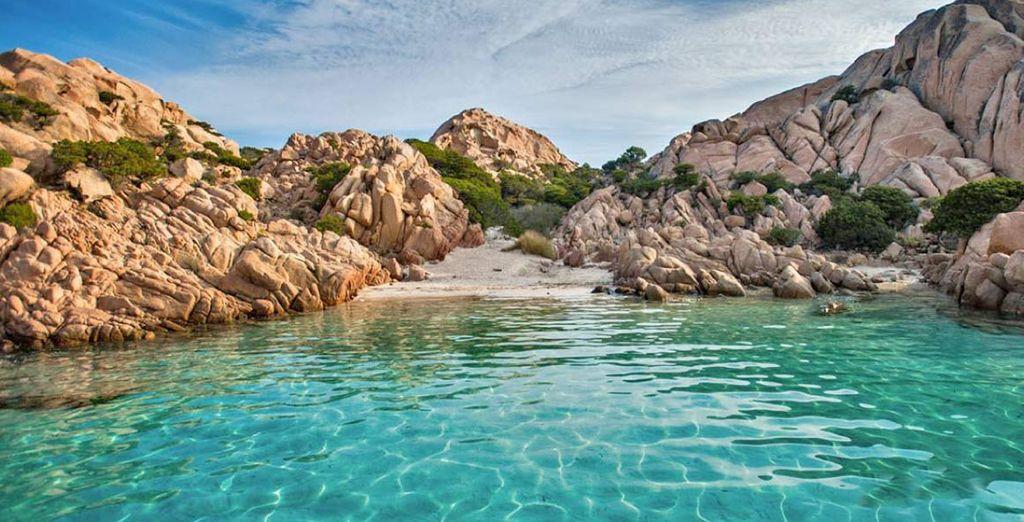 Spiagge nascoste e mare cristallino