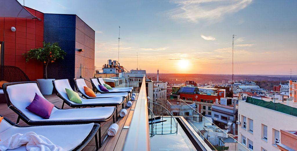 L'hotel Indigo Madrid vi dà il benvenuto