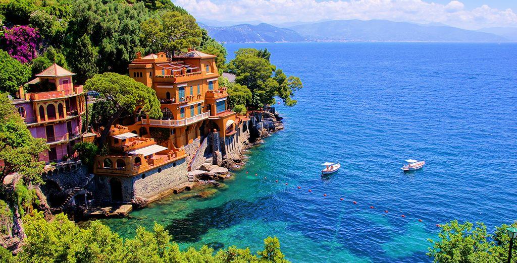 Visitate la bellissima Portofino