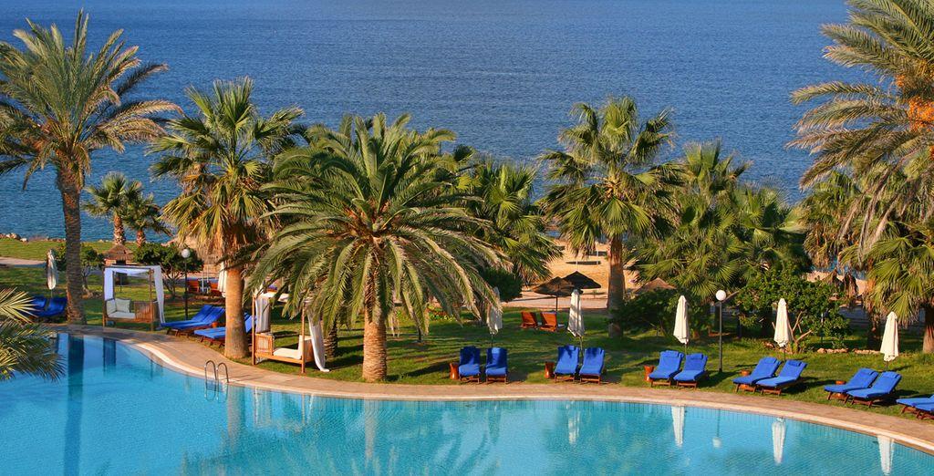 Benvenuti all'Azia Resort & Spa 5*