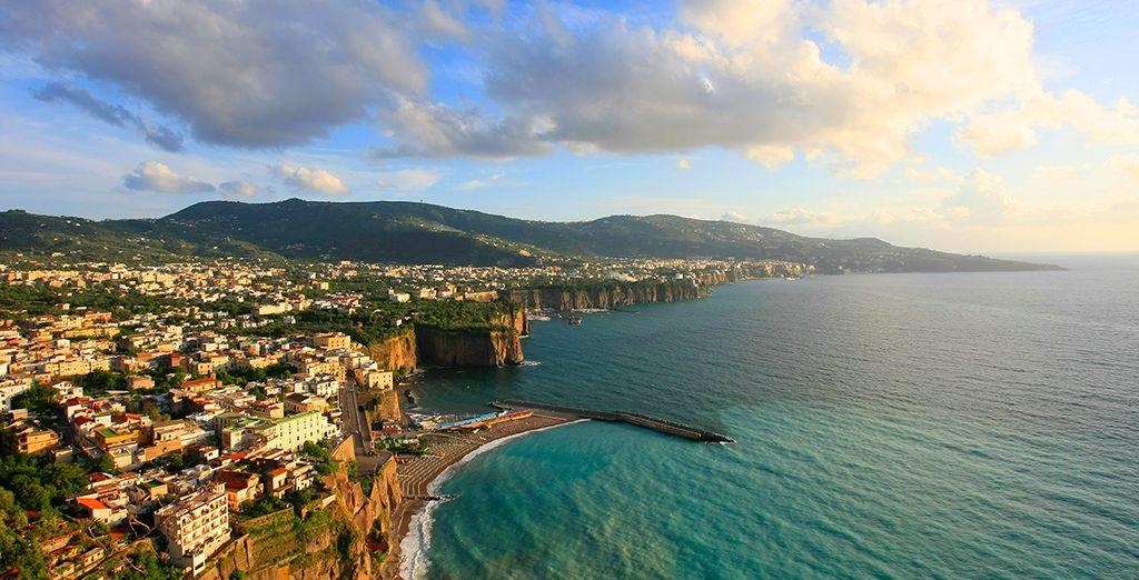 Godetevi una vacanza a 30 minuti a piedi da Sorrento