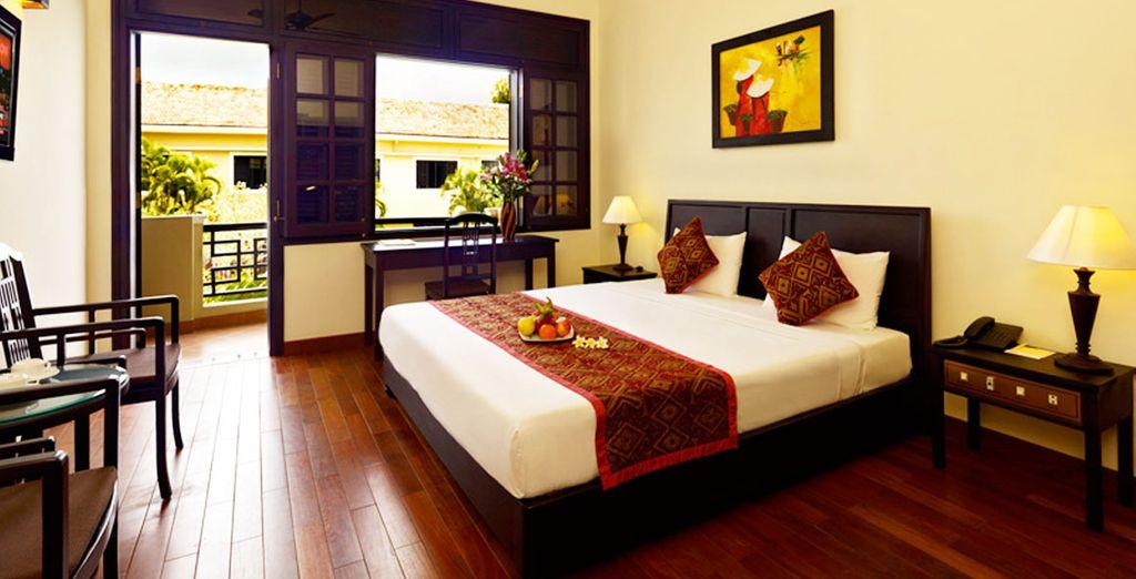 L'Historique Hotel di Hoi An