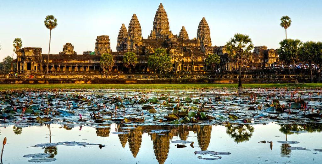 scoprite il Vietnam e Cambogia, due paesi affascinanti