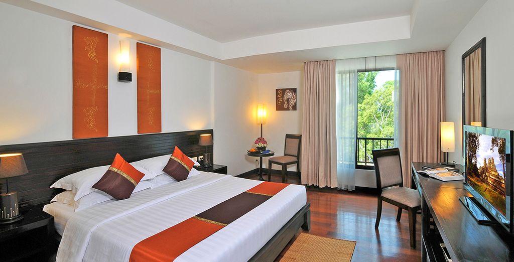 Il Tara Angkor Hotel a Siem Reap