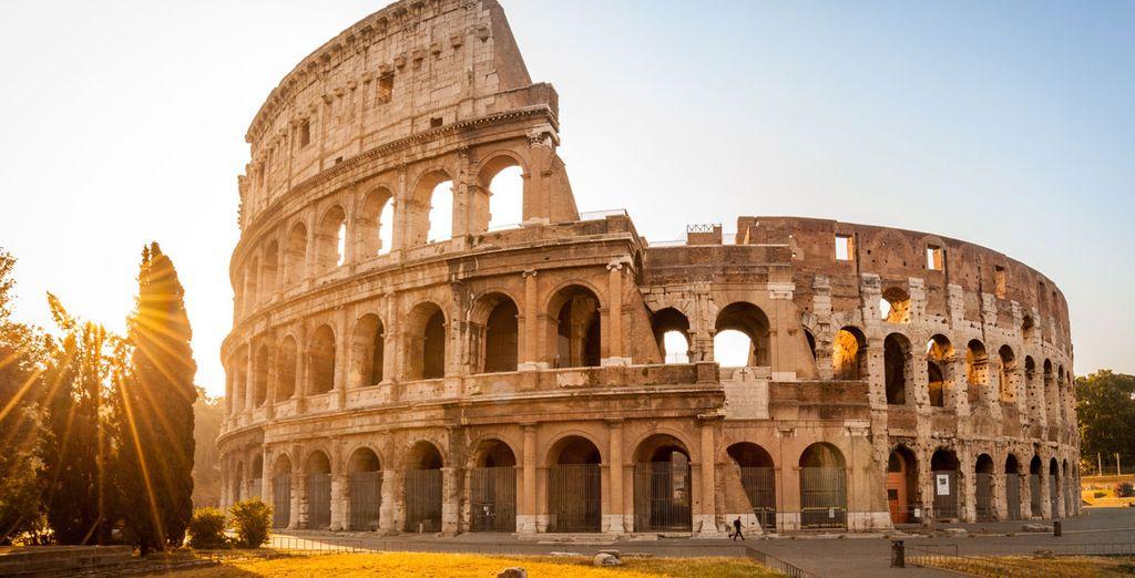 Roma : Il Colosseo