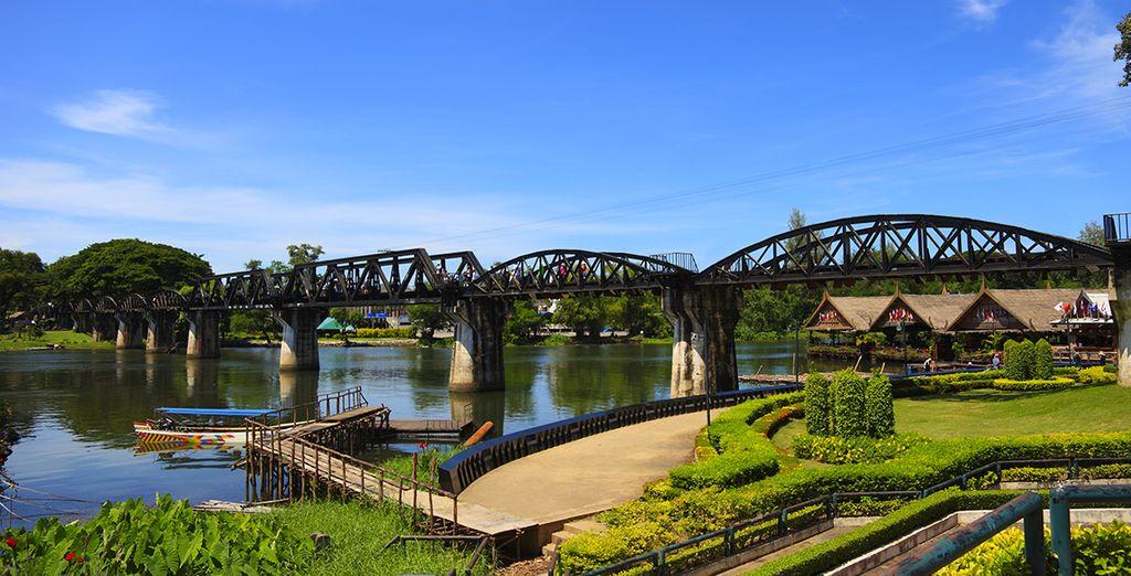 Attraverserete il ponte sul fiume Kwai