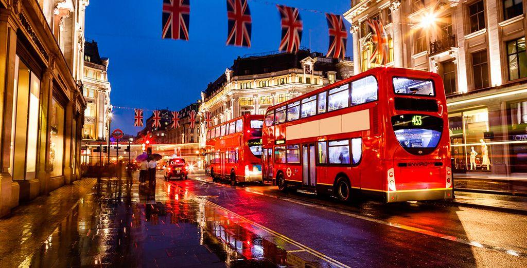 Nel cuore della city londinese