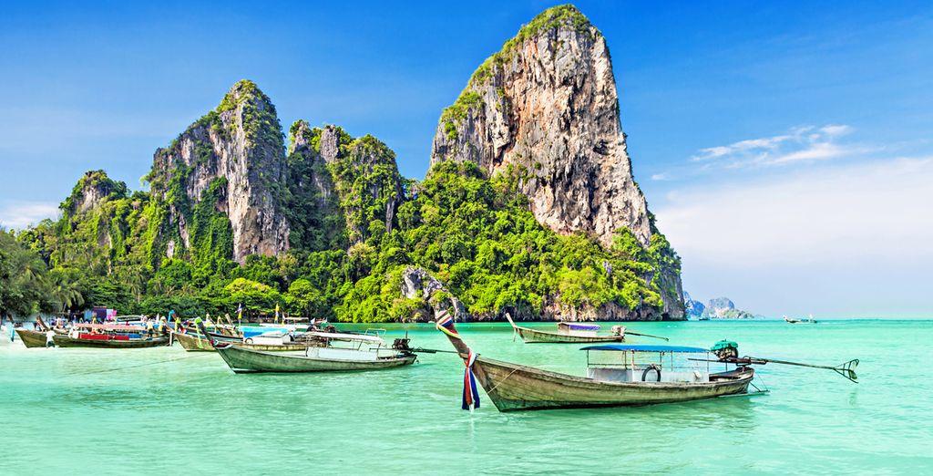 Vi rilasserete con un magico soggiorno mare a Phuket