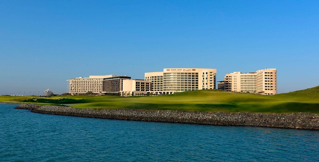 Uno splendido hotel situato a pochi passi dal mare e al Links Championship Golf Course