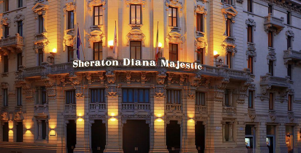 Hotel Sheraton Diana Majestic 4*