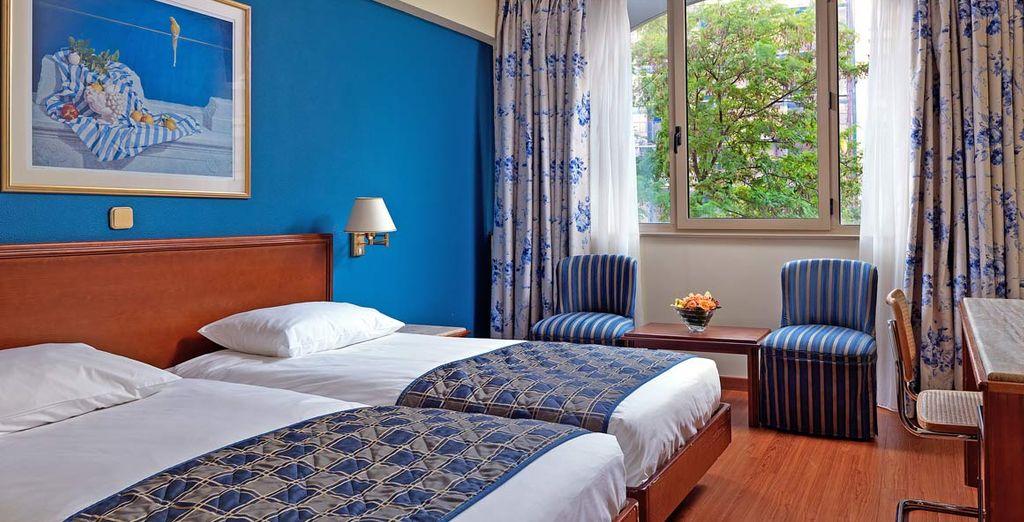 Una splendida vacanza soggiornando in un delizioso hotel 4*