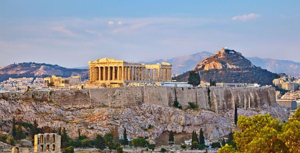 Culla della civiltà e enorme museo a cielo aperto