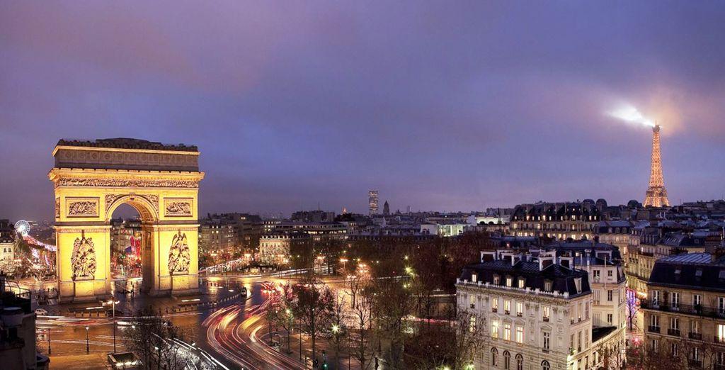 Nel cuore della città, nel 16° arrondissement