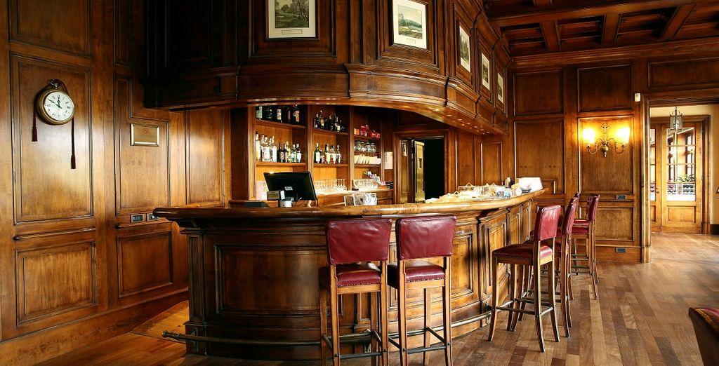 e il bar nel quale concedersi un drink