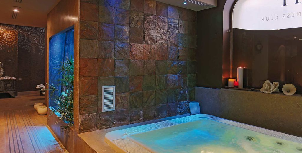 Idromassaggio, sauna, massaggi personalizzati sono solo alcuni dei trattamenti proposti