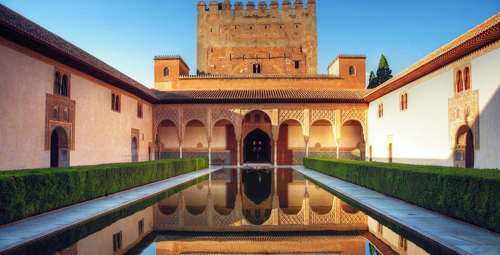 Ogni città vi lascerà senza fiato per la sua bellezza come Granada e la sua meravigliosa Alhambra