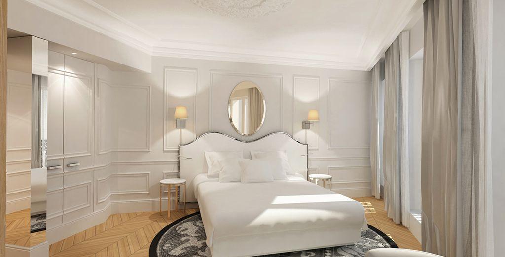 Scoprite con noi ambienti eleganti e raffinati