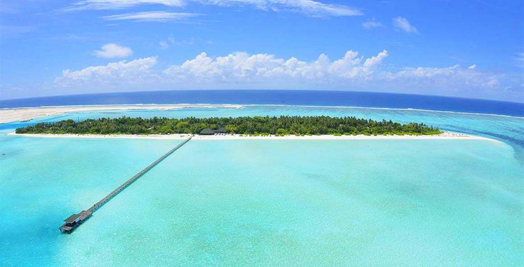 soggiornate all'Holiday Island Resort