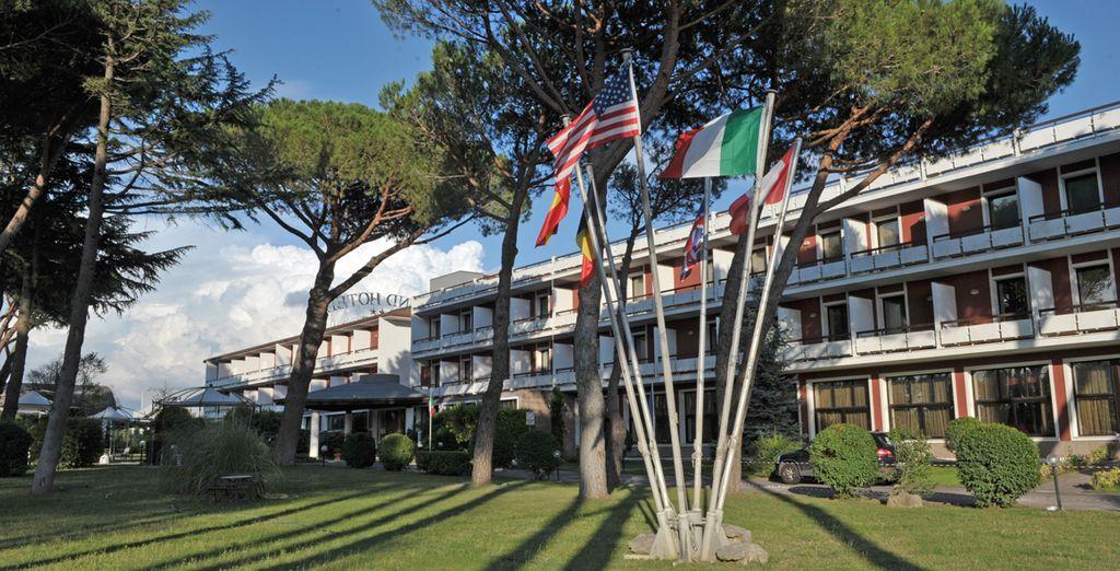 un simbolo storico di accoglienza e ospitalità a Viterbo