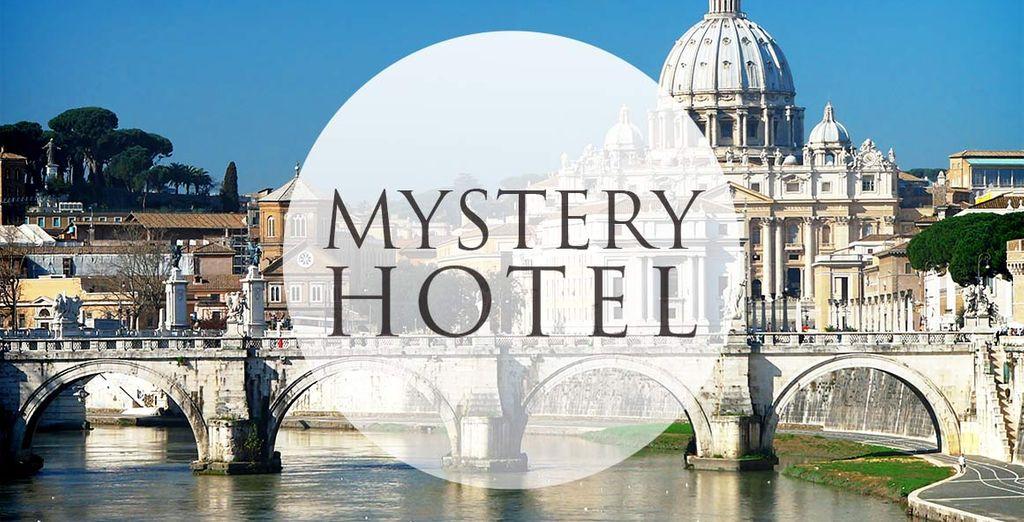 Partite per un soggiorno a 4* nella splendida Roma