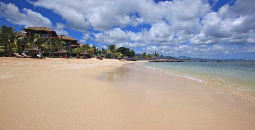 Godetevi una delle spiagge più belle del mondo