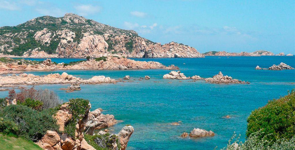 La Sardegna e le sue spiagge vi attendono