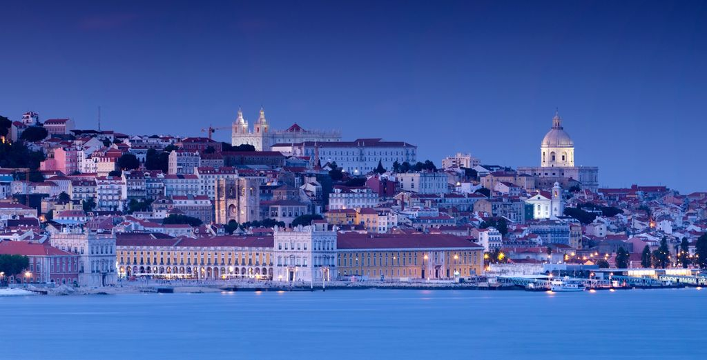 Lasciatevi sedurre da una vacanza a Lisbona, la Città delle Luci