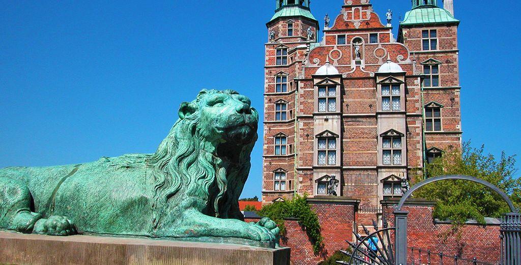 La bellissima capitale della Danimarca ricca di monumenti e storia