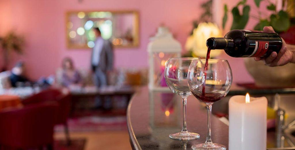 Degustate vini pregiati