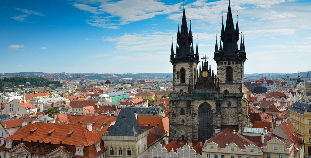 Praga, Vienna e Budapest vi faranno innamorare