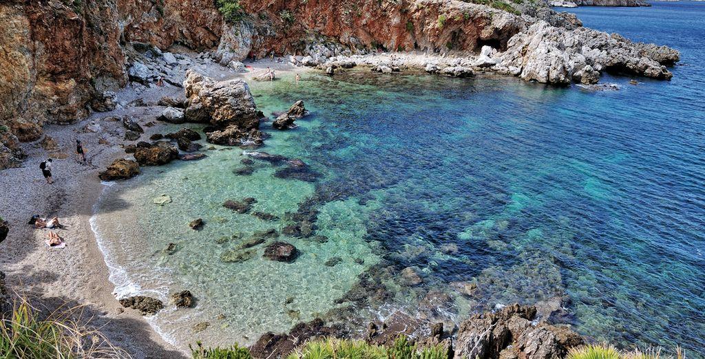 Scoprite uno dei tratti di costa più affascinanti della Sicilia