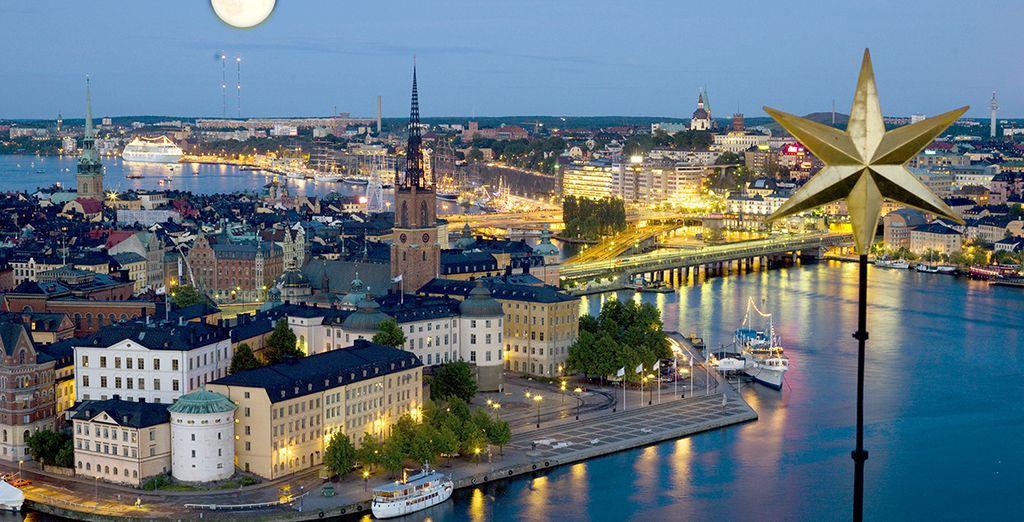 Godete del fascino di Stoccolma